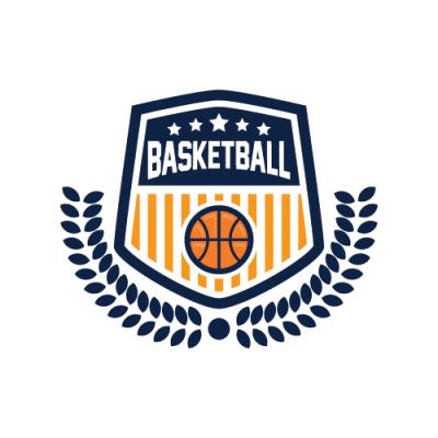 Mẫu logo đội bóng rổ đẹp (47)
