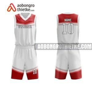 Mẫu quần áo bóng rổ THPT NK ĐH KHTN màu hồng mua nhiều nhất ABR720